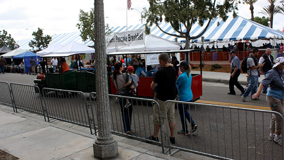 Model train fun at Railroad Days 2016