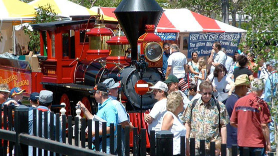 Railroad Days
